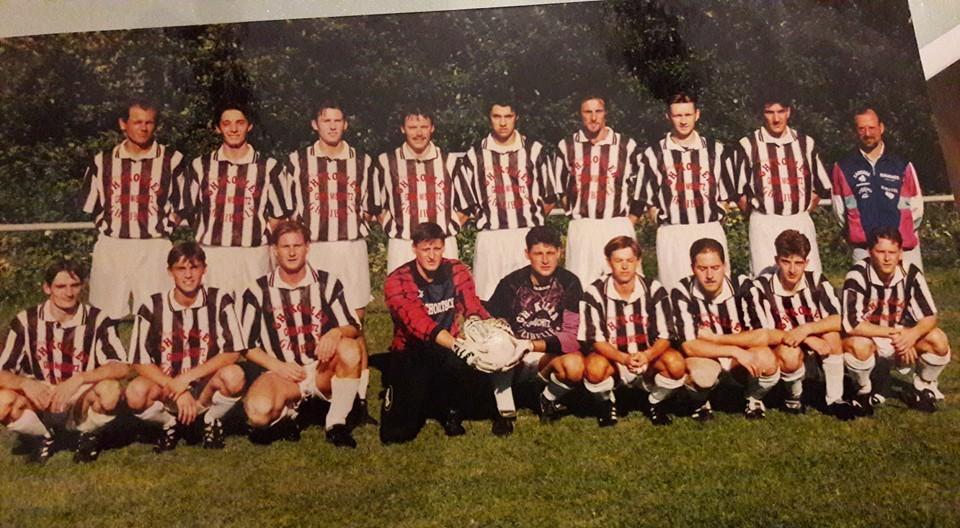 Meistermannschaft 1997/98